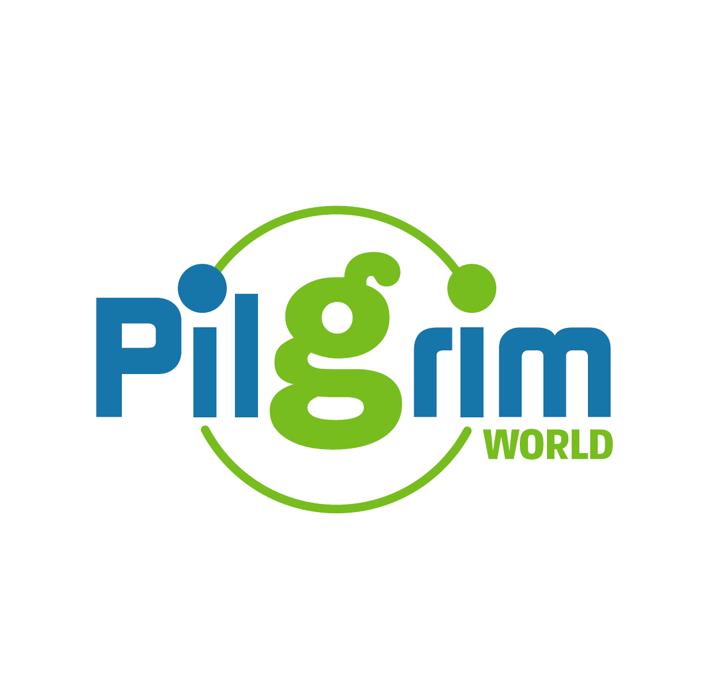pilgrim world logo